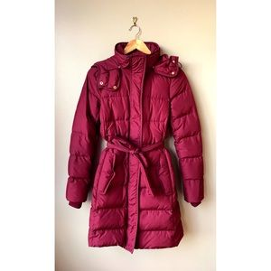 J.Crew Wintress Puffer Winter Coat XS